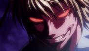 Pufu ivre de joie à l'idée de tuer Komugi