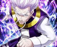 HxH Battle Collection Card (410)