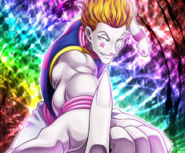 HxH Battle Collection Card (559)