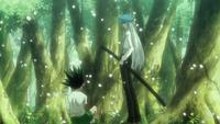 Kaito sauve Gon