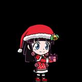 Alluka Zoldyck - Christmas ver chibi