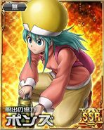 HxH Battle Collection Card (218)