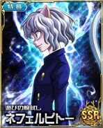 HxH Battle Collection Card (60)