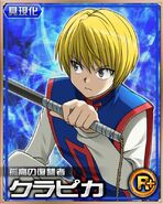 Kurapika card 17