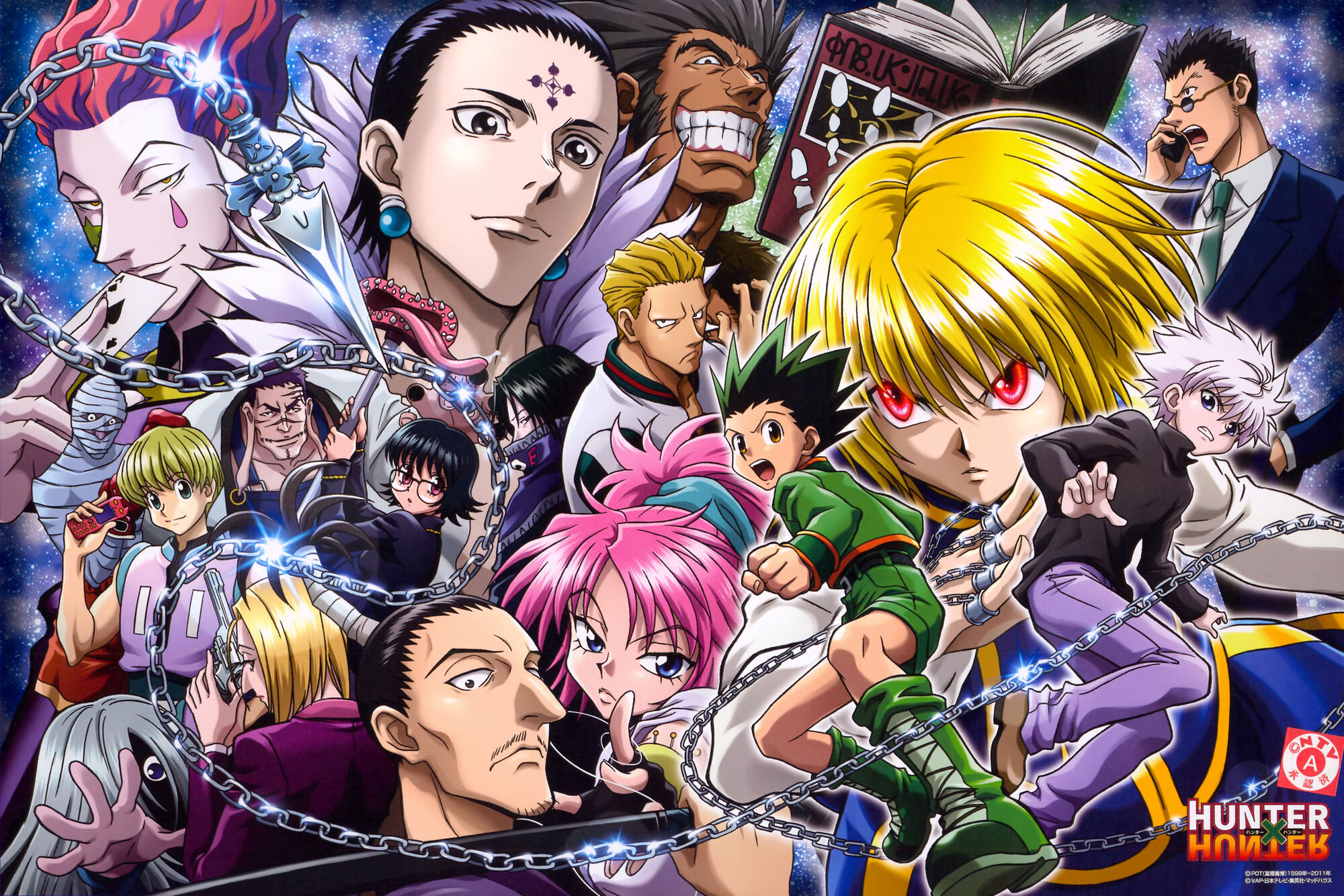Hunter X Hunter Arcs
