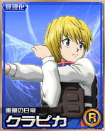Kurapika card 20