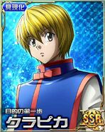 HxH Battle Collection Card (264)