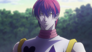 68 - Hisoka accepts Biscuit's offer