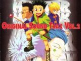 Hunter × Hunter Original Soundtrack Vol.2