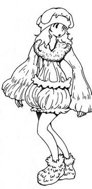 Chap 285 - Hina full body appearance
