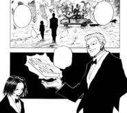 Chap 122 - Phinks and Feitan steal Greed Island