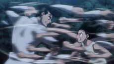 Gon vs Knuckle (2) 1ª Pelea