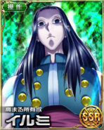 HxH Battle Collection Card (221)