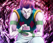 HxH Battle Collection Card (607)