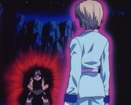 Kurapika VS Uvogin2