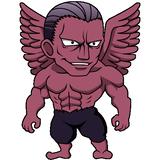 Yupi Chibi with wings