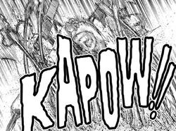 Chap 347 - Ging 's warping punch