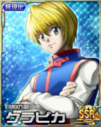 HxH Battle Collection Card (495)