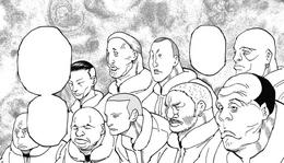 Chap 358 - Benjamin's soldiers