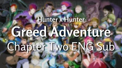 ENG FANSUB Greed Adventure Story Quest - Chapter 2