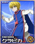 Kurapika card 16