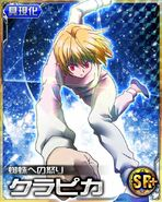 Kurapika card 31