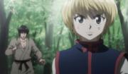 Kurapika ignora a Mizuken