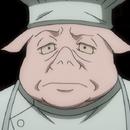 Pig CA Portrait