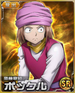 HxH Battle Collection Card (499)