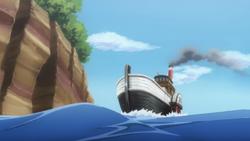 Khara's boat