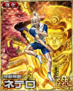HxH Battle Collection Card (815)