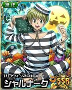 HxH Battle Collection Card (10)