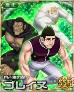 HxH Battle Collection Card (211)