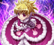 HxH Battle Collection Card (602)