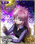 HxH Battle Collection Card (174)