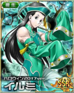HxH Battle Collection Card (641)