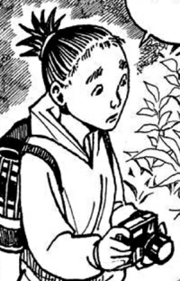 Chap 323 - Muuna close-up