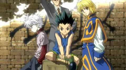 Hunter x Hunter - E-Jan - Do You Feel Like I Feel?