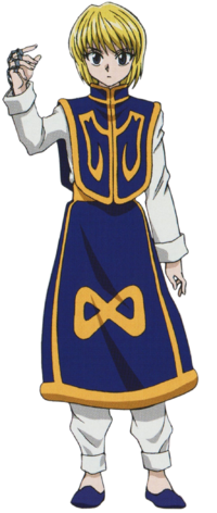 Kurapika | Hunterpedia | FANDOM powered by Wikia