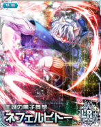 HxH Battle Collection Card (764)