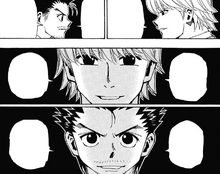 Chap 347 - Pariston and Ging eager to work together