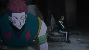 Illumi Disguised As Hisoka