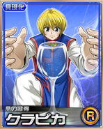 Kurapika card 10