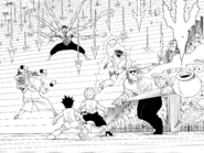 Chap 265 - Extermination Team vs Youpi 2
