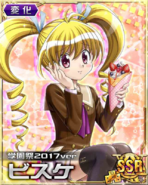 HxH Battle Collection Card (701)