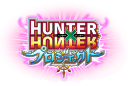 Shironeko Projct - Hunter × Hunter event wordmark