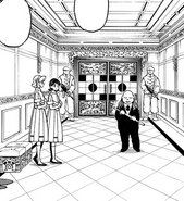 Chap 383 - Passageway to the Banquet Hall