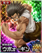 HxH Battle Collection Card (551)