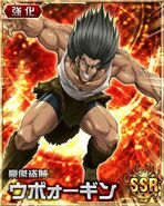 HxH Battle Collection Card (171)
