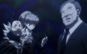 Kurapika captura a Chrollo